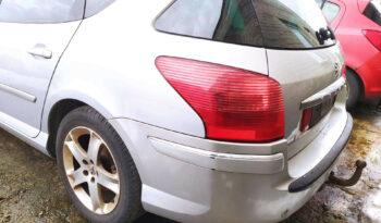 Naudoti 2007 Peugeot 407 full
