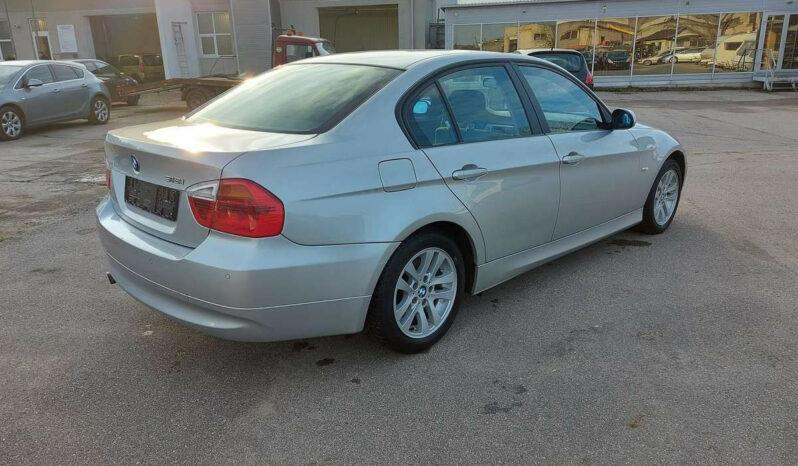 Naudoti 2006 BMW 318 full
