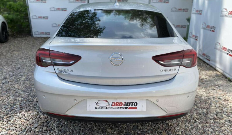 Naudoti 2017 Opel Insignia full