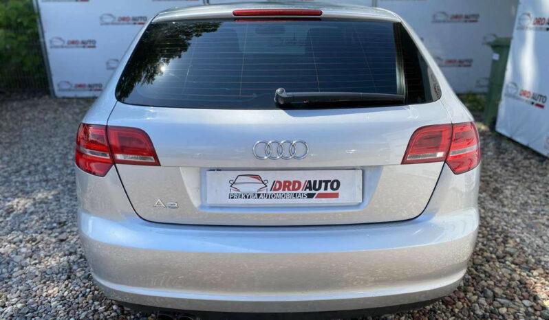 Naudoti 2009 Audi A3 full