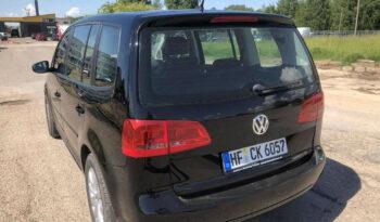 Naudoti 2014 Volkswagen Cross Touran full
