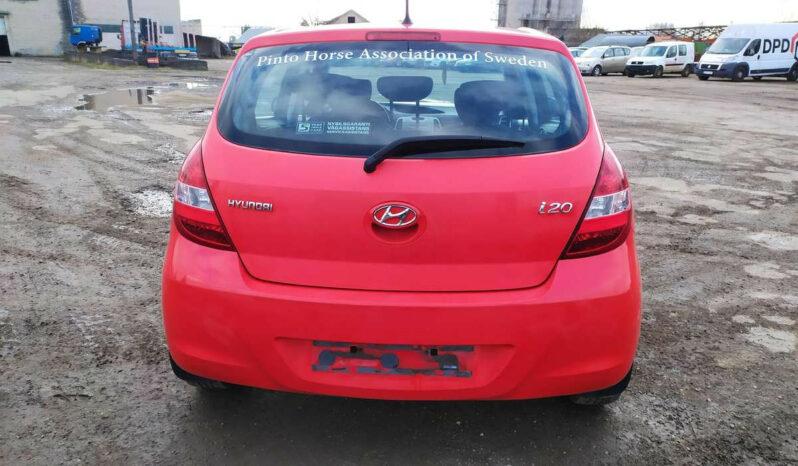 Naudoti 2011 Hyundai i20 full