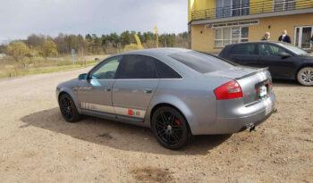 Naudoti 2001 Audi S6 full