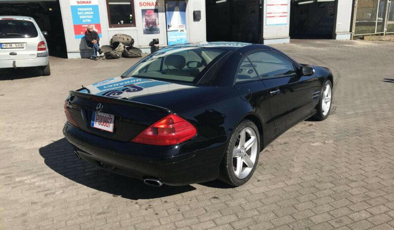 Naudoti 2006 Mercedes Benz SL500 full