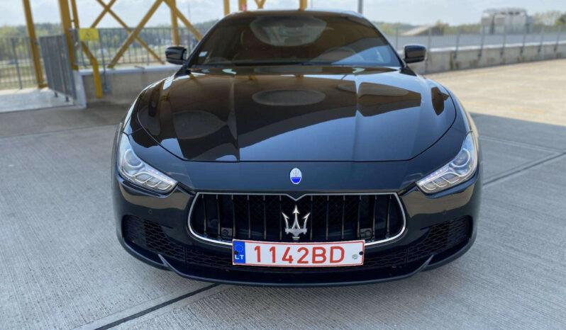 Naudoti 2014 Maserati Ghibli full