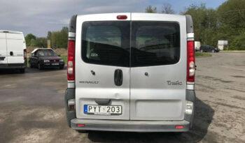 Naudoti 2007 Renault Trafic full