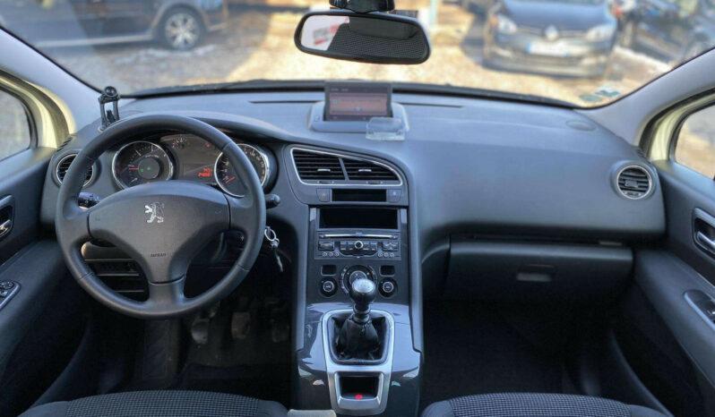 Naudoti 2012 Peugeot 5008 full