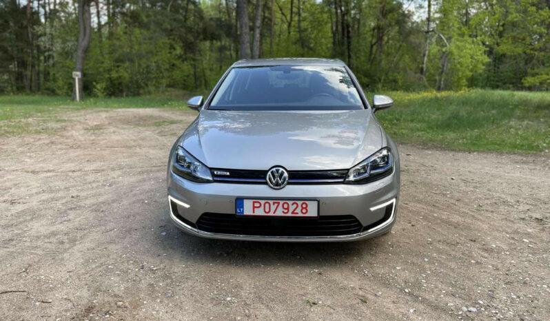 Naudoti 2018 Volkswagen Golf full