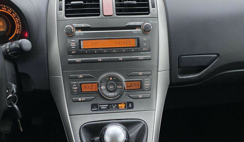 Naudoti 2008 Toyota Auris full